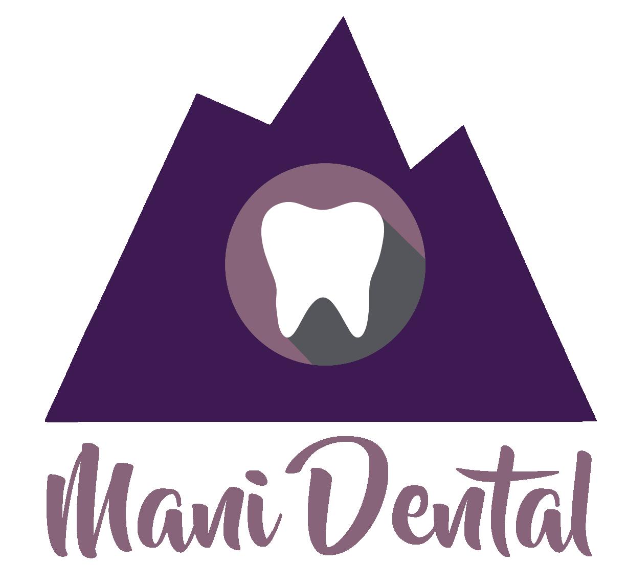mani dental logo