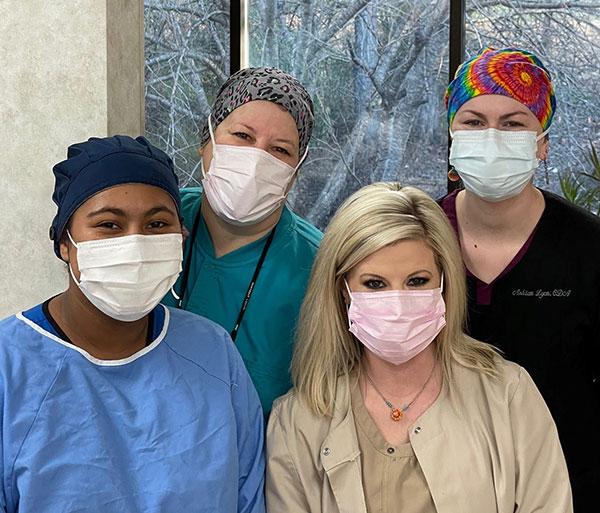 mani dental elkin staff